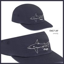 ONLY NY*Shark5-パネルハット*Washed Navy*送料込