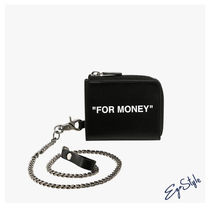 OFF WHITE WALLETS