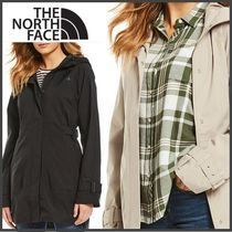 The North Face 防水トレンチレインコート
