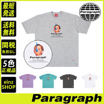 【Paragraph】ST10 Spoon Baby Short T-Shirt