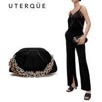 【Uterque】CHAIN PARTY BAG