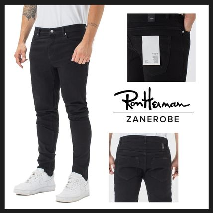 ★ロンハーマン取扱★【ZANEROBE】JOE BLOW DENIM DOUBLE BLACK