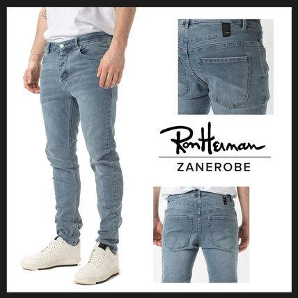 ★ロンハーマン取扱★【ZANEROBE】JOE BLOW DENIM ORIGINAL BLUE