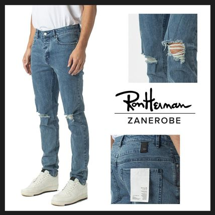 ★ロンハーマン取扱★【ZANEROBE】JOE BLOW DENIM DK BLUE