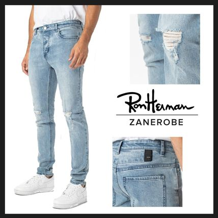 ★ロンハーマン取扱★【ZANEROBE】JOE BLOW DENIM MINERAL BLUE