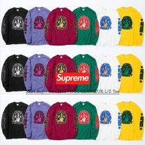 SS21 Supreme HYSTERIC GLAMOUR L/S Tee - ヒステリックグラマー