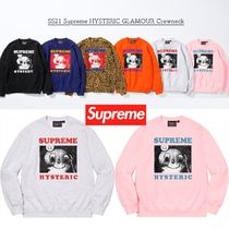 SS21 Supreme HYSTERIC GLAMOUR Crewneck ヒステリックグラマー