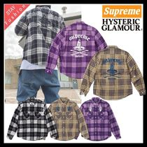 ☆入手困難21SS WEEK4☆Supreme/HYSTERIC GLAMOUR Flannel Shirt