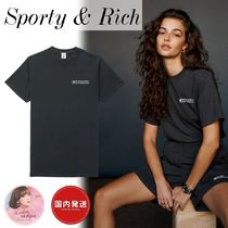 関税送料込★Sporty & Rich★Good Health Tシャツ