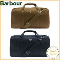 Barbour(バブアー) ボストンバッグ 【Barbour・送料込】大容量!CASCADE HOLDALLバッグ