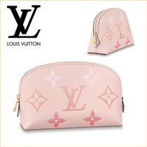 Louis Vuitton(ルイヴィトン) メイクポーチ 2021SS 新作 Louis Vuitton ポーチ コスメ モノグラム ピンク