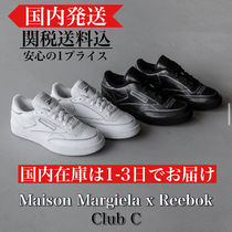 【限定コラボ】MAISON MARGIELA x REEBOK PROJECT 0 CLUB C TL