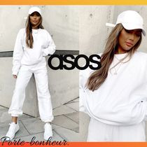 【ASOS】 Weekend Collective スウェット セットアップ