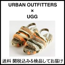 Urban Outfitters(アーバンアウトフィッターズ) サンダル・ミュール 【URBAN OUTFITTERS×UGG】★FluffYeah 柔らかサンダル★
