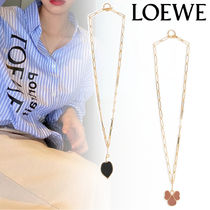 【 LOEWE 】21SS ネックレス*チェーンネックレス
