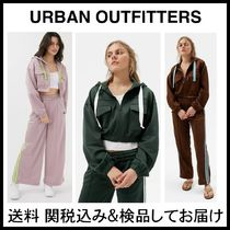 【URBAN OUTFITTERS×BDG】Claudia Tricot Wide Leg Track Pant