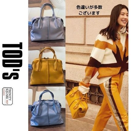 TOD'S トッズ D-STYLING ミディアム ハンドバッグ