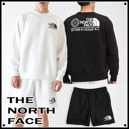 THE NORTH FACE セットアップ 新作!【The North Face】Coordinates クルーネック 上下セット