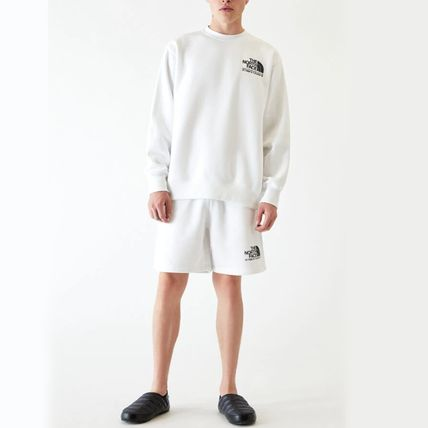 THE NORTH FACE セットアップ 新作!【The North Face】Coordinates クルーネック 上下セット(2)