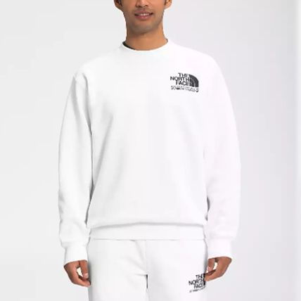 THE NORTH FACE セットアップ 新作!【The North Face】Coordinates クルーネック 上下セット(3)