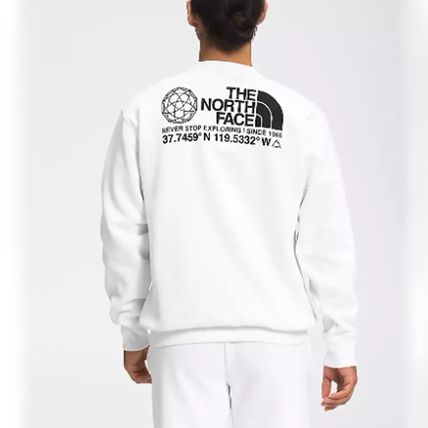 THE NORTH FACE セットアップ 新作!【The North Face】Coordinates クルーネック 上下セット(4)
