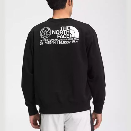 THE NORTH FACE セットアップ 新作!【The North Face】Coordinates クルーネック 上下セット(9)