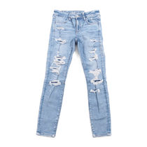 American Eagle Outfitters::スキニーデニム:US4[RESALE]