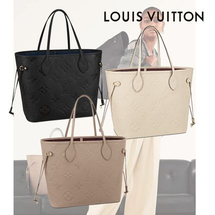 LOUIS VUITTON - NEVERFULL MM TOTE BAG ネヴァーフル MM