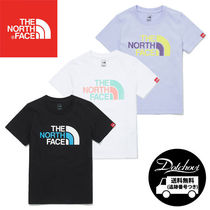 THE NORTH FACE K'S MULTI COLOR LOGO S/S R/TEE MU2214 追跡付