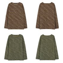 ★Andersson Bell_SUMMER STRIPE BOAT NECK PULLOVER★