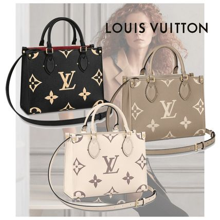 LOUIS VUITTON - ONTHEGO PM TOTE BAG オンザゴー PM