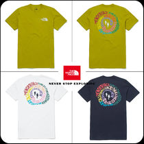 [THE NORTH FACE]★韓国大人気★M'S HIKER EVOLUTION S/S R/TEE