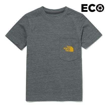 THE NORTH FACE キッズ用トップス THE NORTH FACE B S/S TRI-BLEND ELEVATE TEE MU2219 追跡付(2)
