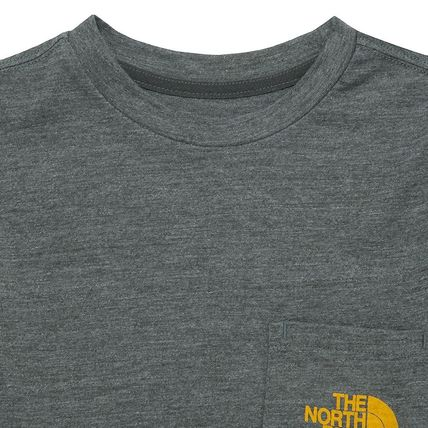 THE NORTH FACE キッズ用トップス THE NORTH FACE B S/S TRI-BLEND ELEVATE TEE MU2219 追跡付(4)