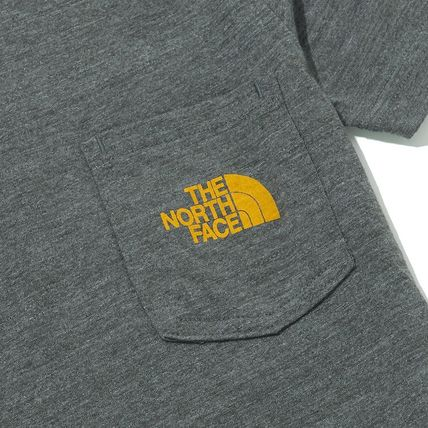 THE NORTH FACE キッズ用トップス THE NORTH FACE B S/S TRI-BLEND ELEVATE TEE MU2219 追跡付(5)