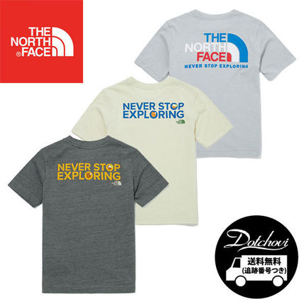 THE NORTH FACE キッズ用トップス THE NORTH FACE B S/S TRI-BLEND ELEVATE TEE MU2219 追跡付