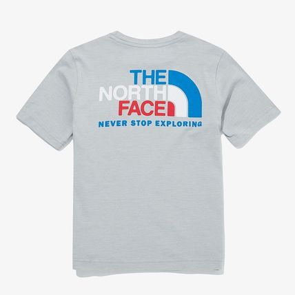 THE NORTH FACE キッズ用トップス THE NORTH FACE B S/S TRI-BLEND ELEVATE TEE MU2219 追跡付(12)