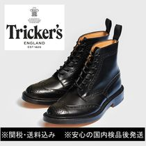 Tricker's(トリッカーズ) ブーツ SS21新作/人気商品★ Tricker's STOW ストウ COUNTRY BOOT