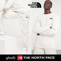 SALE【NORTH FACE】ロゴ セットアップ オフホワイト / 送料無料