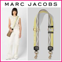 最新作! 完売必須 ☆MARC JACOBS☆ THE WAVY LOGO WEBBING STRAP