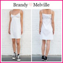 2021SS新作♪ ☆Brandy Melville☆ ARIANNA COTTON DRESS