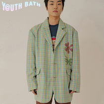 ★YOUTHBATH★OVER-FIT JACKET_TWINKLE FLOWER★正規品/直送料込