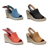【COACH】Poppy Wedge Sandals*サンダル