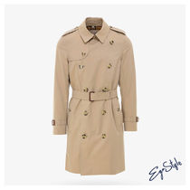 TRENCH CHELSEA IN COTONE