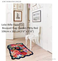 ANTHO*Loloi Rifle Paper Co.Bouquet Rug-Garden Party Red C