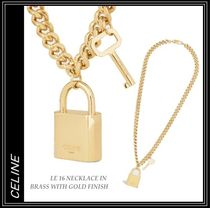 【CELINE】LE 16 NECKLACE◆セパラブル ロックミニ ネックレス