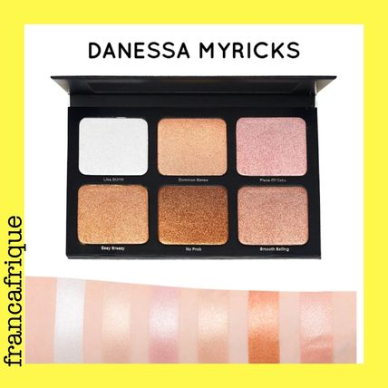 人気☆DANESSA MYRICKS☆Light Work Palette☆ハイライター