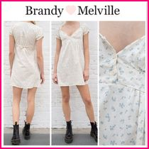 2021SS新作♪ ☆Brandy Melville☆ BLAIR FLORAL DRESS