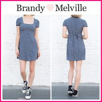 日本未入荷! 2021SS新作♪ ☆Brandy Melville☆ CASSANDRA DRESS