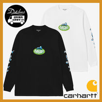 CARHARTT WIP L/S SCREW T-SHIRT NE3138 追跡付
